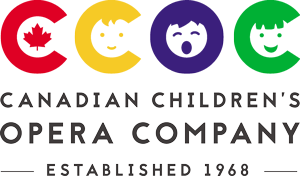 Logo of Canadian Children's Opera Company