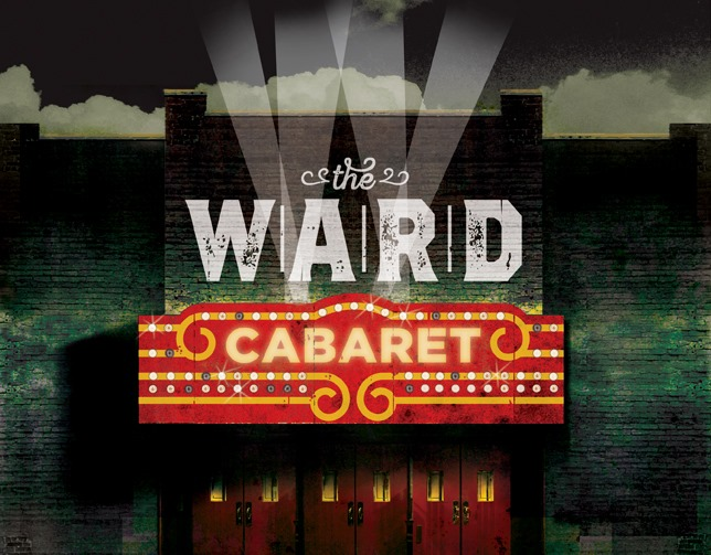 Text : The Ward Cabaret